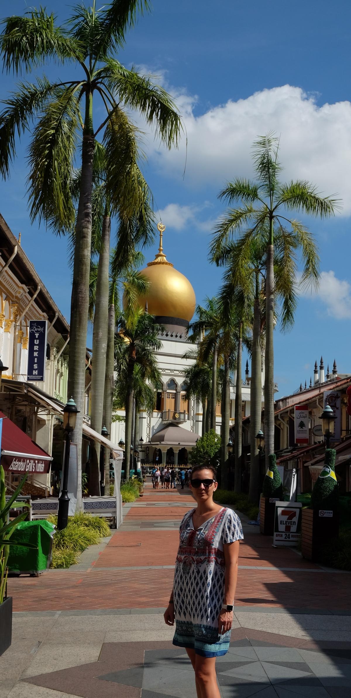 Kampong Glam – DzielnicaArabska