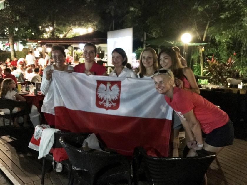 Mecz Polska - Szwajcaria