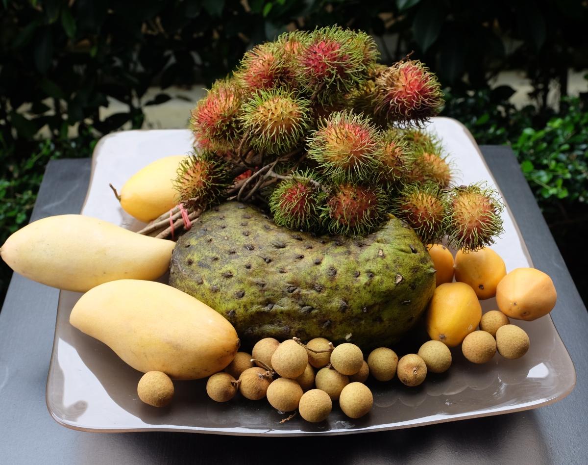 Owoce egzotyczne – cz.1