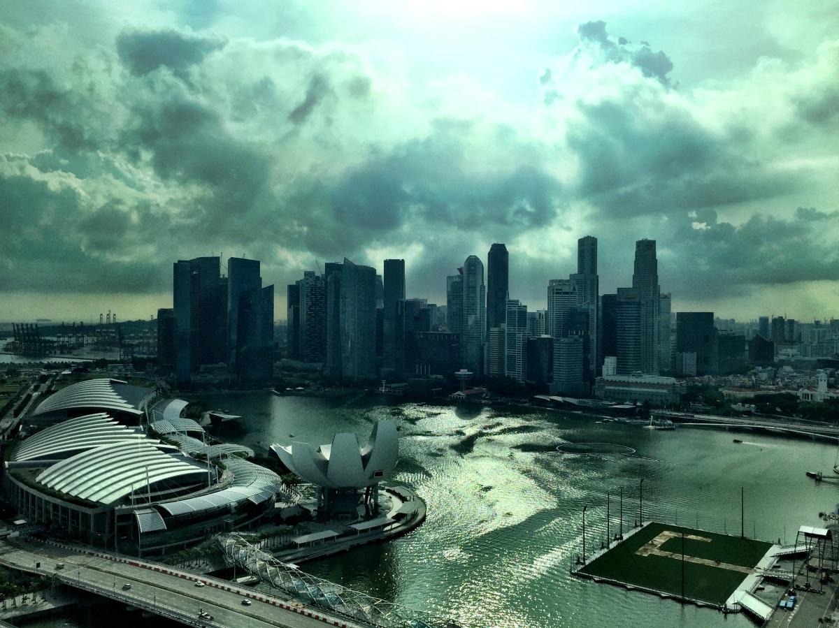 Woda w Singapurze