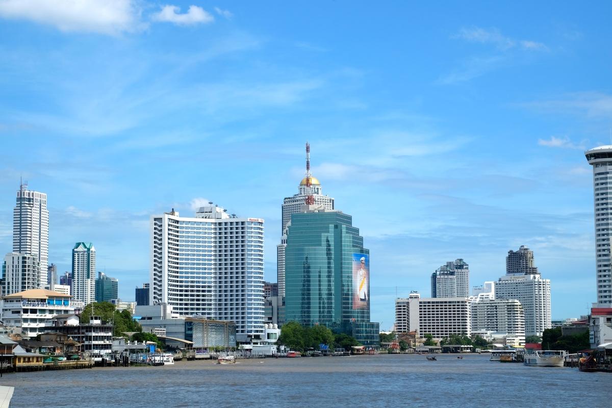 Bangkok – miastokontrastów