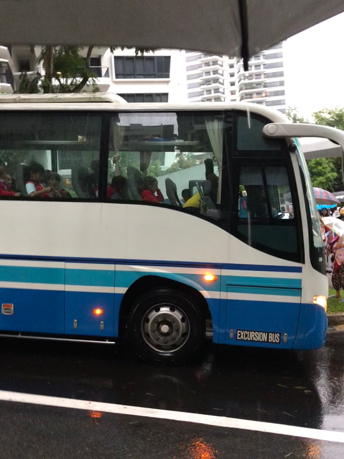 Szkolny autobus ;)